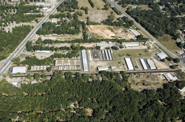 Storage Zone - Hannon Mill 3927 Crawfordville Rd Tallahassee, FL - Photo 2