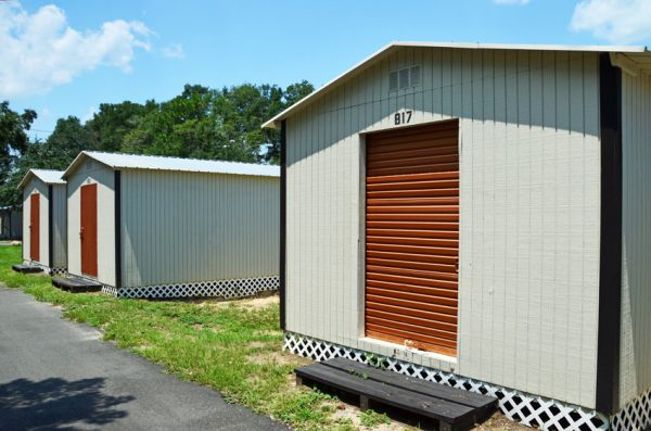 Storage Zone - Hannon Mill 3927 Crawfordville Rd Tallahassee, FL - Photo 11