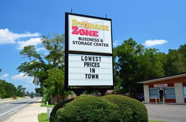 Storage Zone - Hannon Mill 3927 Crawfordville Rd Tallahassee, FL - Photo 12