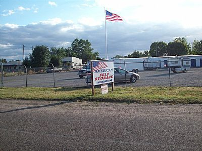 American Self Storage - Red Bluff - 64 Mulberry Ave 64 Mulberry Ave Red Bluff, CA - Photo 2