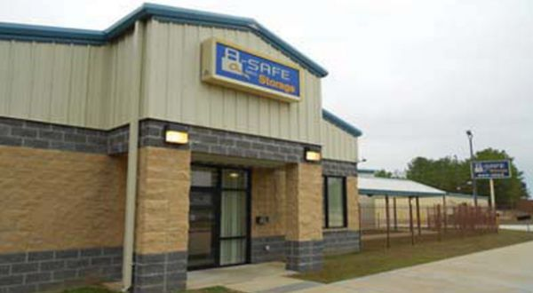 A-Safe Mini Storage Pineville 2549 Monroe Highway Pineville, LA - Photo 1