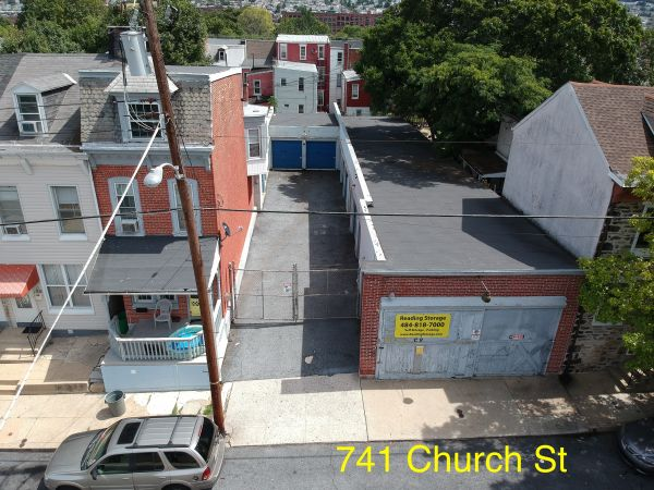 Reading Storage - Church St 741 Church Street Reading, PA - Photo 2