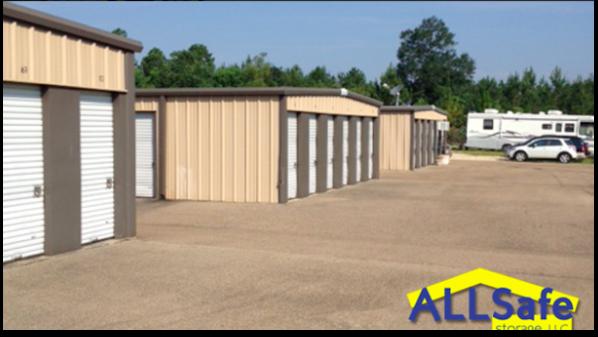 Allsafe Storage, LLC 5423 U.s. 49 Hattiesburg, MS - Photo 0