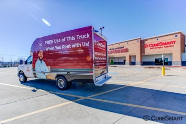 CubeSmart Self Storage - Benbrook 8510 Benbrook Boulevard Benbrook, TX - Photo 7