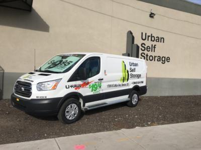 Urban Self Storage 1709 West Colfax Avenue Denver, CO - Photo 0