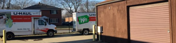 Euclid Self Storage- 1382 East 276th Street 1381 East 276th Street Euclid, OH - Photo 4