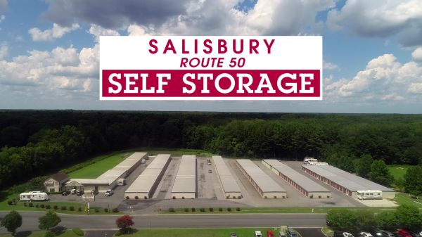 Salisbury Route 50 Self Storage 32000 Beaver Run Dr Salisbury, MD - Photo 0