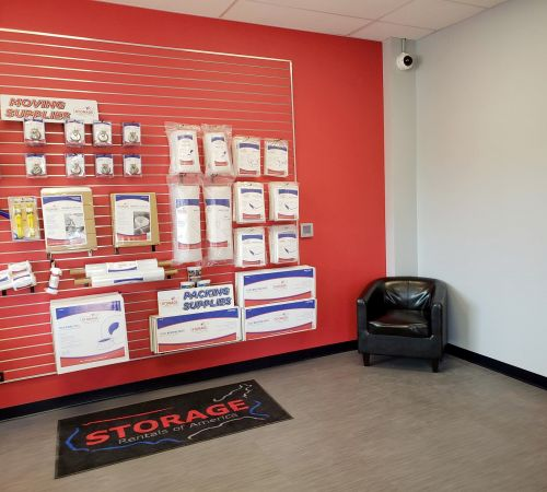 Storage Rentals of America - Columbia 2830 Main St Columbia, SC - Photo 6