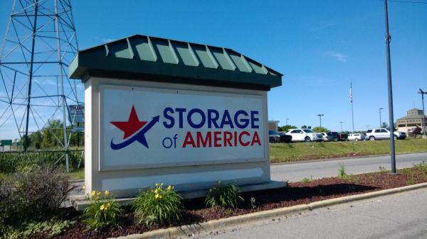 Storage of America - RangeRoad 1661 Range Road Kimball, MI - Photo 1