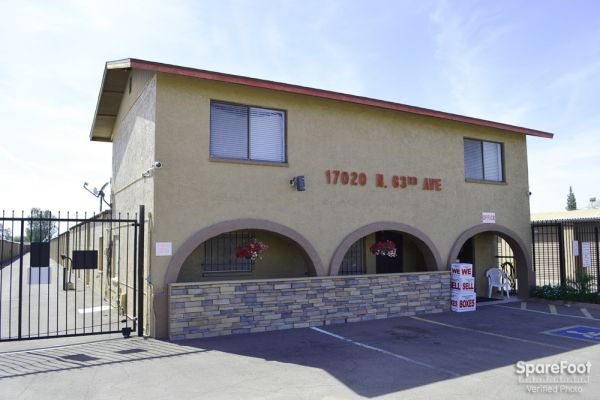 Belltower Mini Storage 17020 N 63rd Ave Glendale, AZ - Photo 0