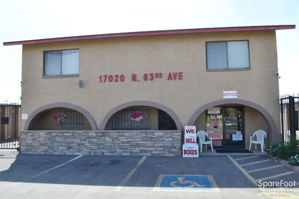 Belltower Mini Storage 17020 N 63rd Ave Glendale, AZ - Photo 1