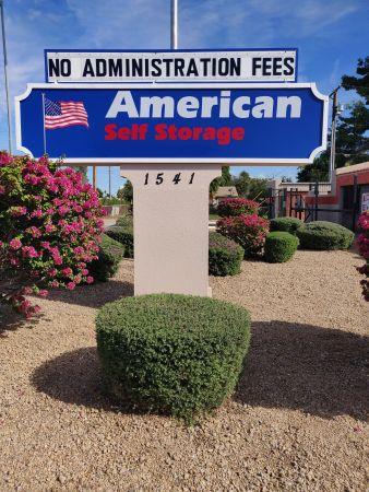 American Self Storage - Mesa 1541 W University Dr Mesa, AZ - Photo 0