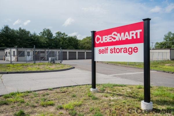 CubeSmart Self Storage - Columbia - 2 Commerce Dr 2 Commerce Dr Columbia, CT - Photo 0