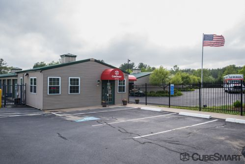 CubeSmart Self Storage - Griswold 1065 Voluntown Road Griswold, CT - Photo 0