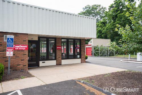 CubeSmart Self Storage - Simsbury - 1280 Hopmeadow Street 1280 Hopmeadow Street Simsbury, CT - Photo 0