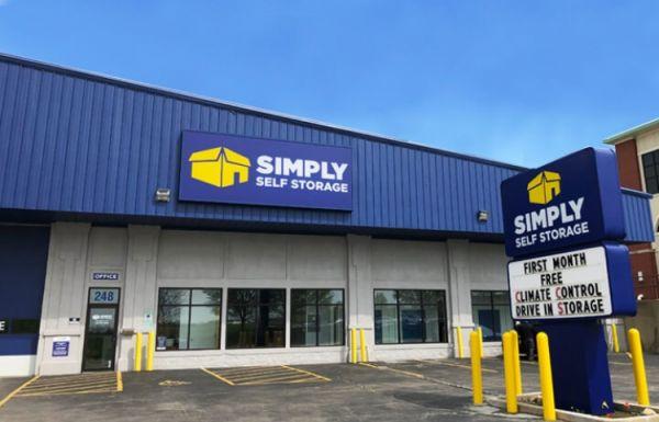 Simply Self Storage - 248 N Randall Road - St. Charles 248 N Randall Rd St. Charles, IL - Photo 1
