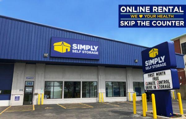 Simply Self Storage - 248 N Randall Road - St. Charles 248 N Randall Rd St. Charles, IL - Photo 0