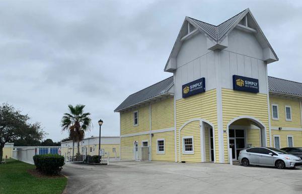 Simply Self Storage - 888 Palm Bay Rd NE - Palm Bay 888 Palm Bay Rd Ne Palm Bay, FL - Photo 1