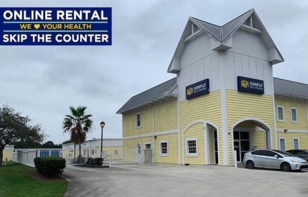 Simply Self Storage - 888 Palm Bay Rd NE - Palm Bay 888 Palm Bay Rd Ne Palm Bay, FL - Photo 0