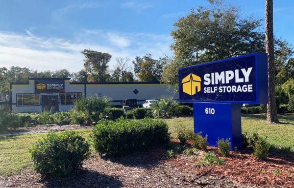 Simply Self Storage - 610 S Yonge Street 610 S Yonge St Ormond Beach, FL - Photo 1