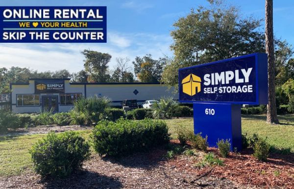 Simply Self Storage - 610 S Yonge Street 610 S Yonge St Ormond Beach, FL - Photo 0