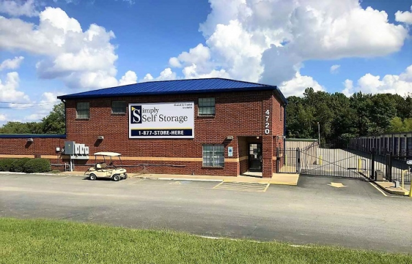 Simply Self Storage - 4720 Getwell Road - Memphis 4720 Getwell Road Memphis, TN - Photo 1