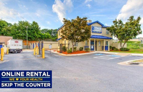 Simply Self Storage - 2804 H F Shepherd Drive - Panthersville 2804 H F Shepherd Drive Decatur, GA - Photo 0