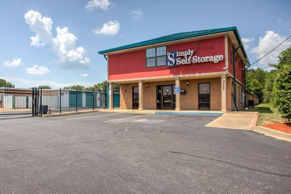 Simply Self Storage - Southaven, MS - Ann Dr 9085 Ann Drive Southaven, MS - Photo 0