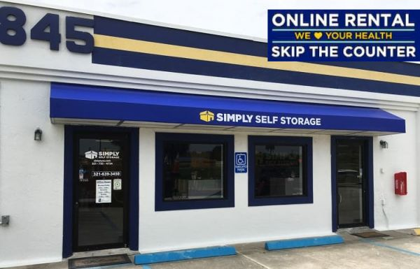Simply Self Storage - 2845 West King Street 2845 West King Street Cocoa, FL - Photo 0