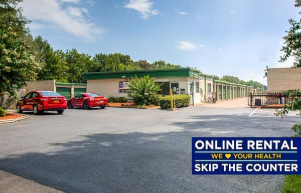 Simply Self Storage - 651 South Rowlett Street - Collierville 651 South Rowlett Street Collierville, TN - Photo 0