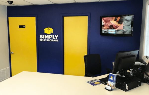 Simply Self Storage - 651 South Rowlett Street - Collierville 651 South Rowlett Street Collierville, TN - Photo 8