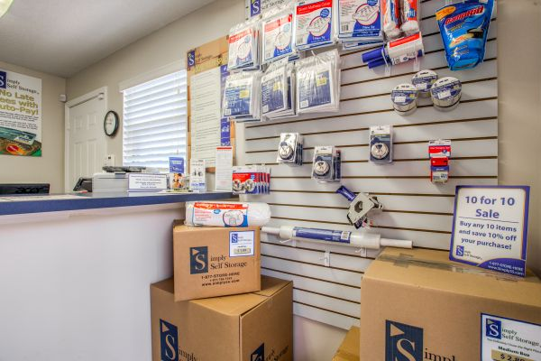 Simply Self Storage - 314 S Mount Pleasant Road - Collierville 314 South Mount Pleasant Road Collierville, TN - Photo 9