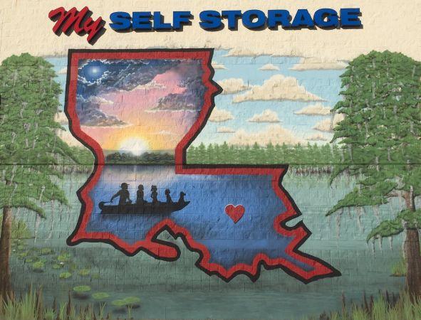 My Self Storage1603 North Airline Highway   Gonzales, LA   Photo 3 ...