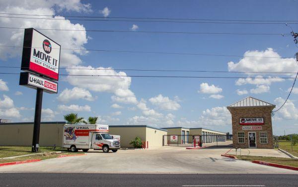 Move It Self Storage - La Feria 3401 West Expressway 83 La Feria, TX - Photo 1