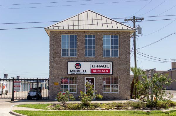 Move It Self Storage - McAllen 2101 Industrial Drive Mcallen, TX - Photo 1