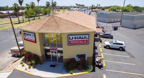 Move It Self Storage - North 10th 5901 North 10th Street Mcallen, TX - Photo 0