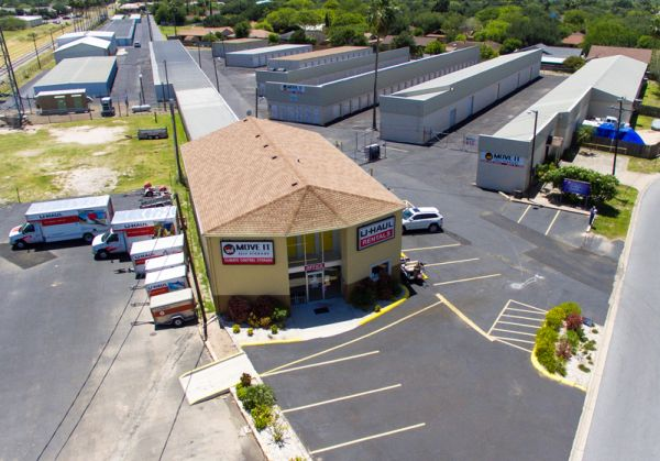 Move It Self Storage - North 10th 5901 North 10th Street Mcallen, TX - Photo 1