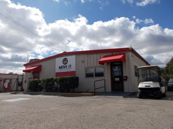 Move It Self Storage - Gulfport 365 Tegarden Road Gulfport, MS - Photo 0