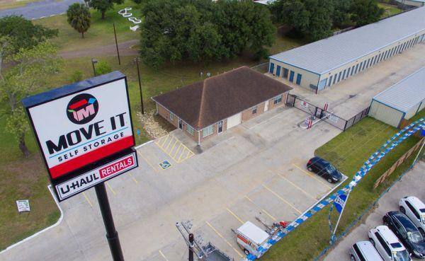 Move It Self Storage - San Benito 1770 W EXPRESSWAY 77/83 SAN BENITO, TX - Photo 0