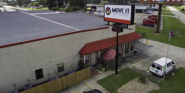 Move It Self Storage - Dawnadele Ave 9530 Dawnadele Avenue Baton Rouge, LA - Photo 0