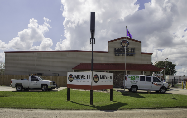 Move It Self Storage - Dawnadele Ave 9530 Dawnadele Avenue Baton Rouge, LA - Photo 3