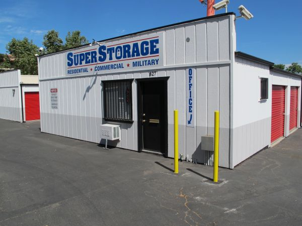 SuperStorage - Paso (24th St) 827 24th Street Paso Robles, CA - Photo 1