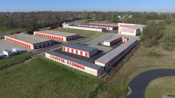 Coweta Storage North 26261 East 111Th Street Coweta, OK - Photo 1
