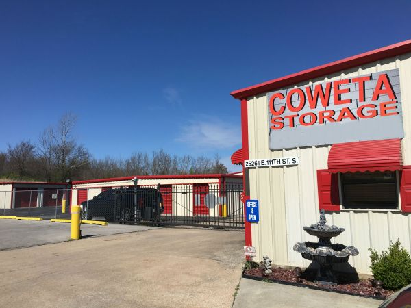 Coweta Storage North 26261 East 111Th Street Coweta, OK - Photo 0