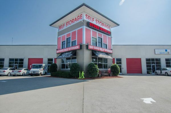 100 Oaks Self Storage 4320 Kenilwood Drive Nashville, TN - Photo 0