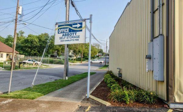 Abbott West Self Storage 3020 Charlotte Avenue Nashville, TN - Photo 1