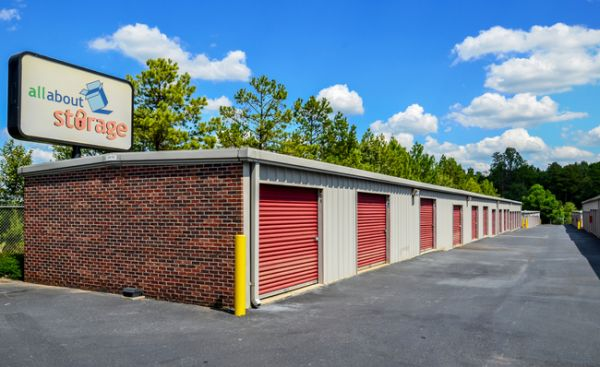 All About Storage - Concord 593 Wilshire Avenue Southwest Concord, NC - Photo 0
