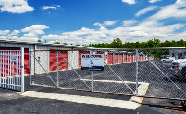 All About Storage - Concord 593 Wilshire Avenue Southwest Concord, NC - Photo 1