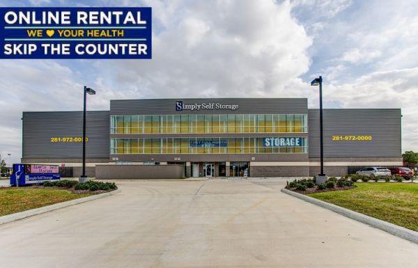Simply Self Storage - 650 Bay Area Blvd - Clear Lake 650 Bay Area Boulevard Houston, TX - Photo 0