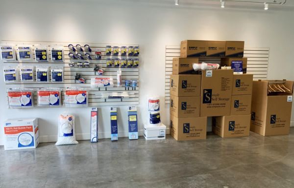 Simply Self Storage - 650 Bay Area Blvd - Clear Lake 650 Bay Area Boulevard Houston, TX - Photo 12